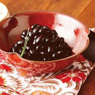 「少量食べきり」黒豆