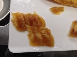 美味しく食べたい奈良漬けの切り方