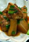 大根と豚バラの角煮
