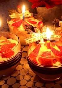Xmasに!誕生日に!簡単♪アイスケーキ