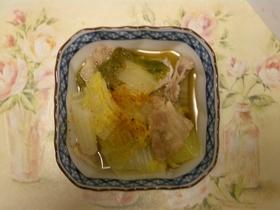 簡単おいしい☆白菜と豚肉の重ね煮