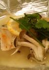 白身魚のタイ風ホイル焼き