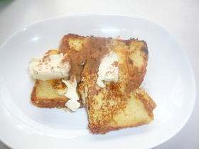 美味フレンチトースト♪