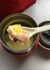 スープジャー★白菜とベーコンのシチュー
