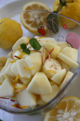 柚子フルーツ~♪