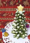 【簡単】立体クリスマスツリークッキー♪