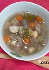妊婦さん!10品目以上の栄養満点スープ!