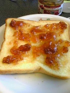 うちの食パンの食べ方