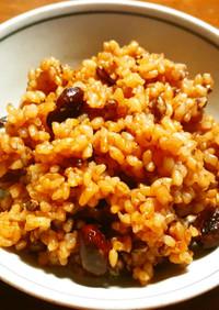 発芽玄米酵素ご飯 はと麦(もち麦)入り