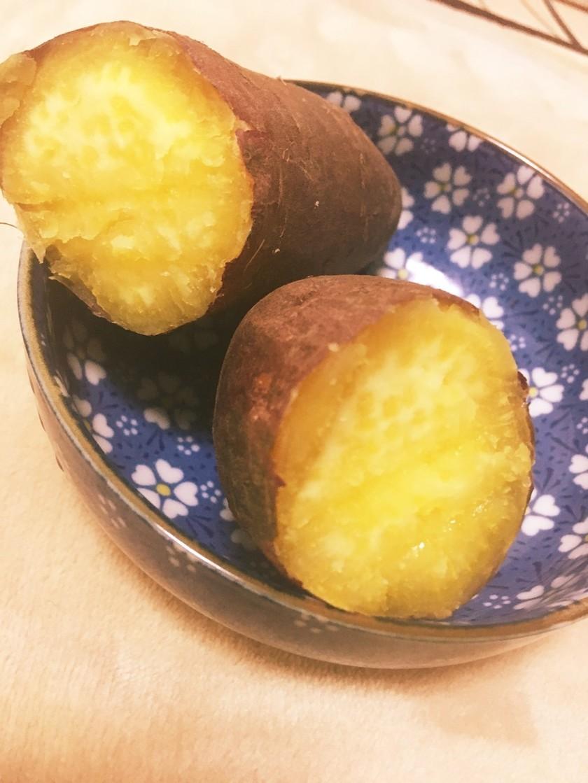 フライパンで簡単焼き芋