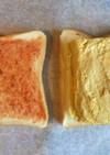 玉子焼きのサンドイッチ