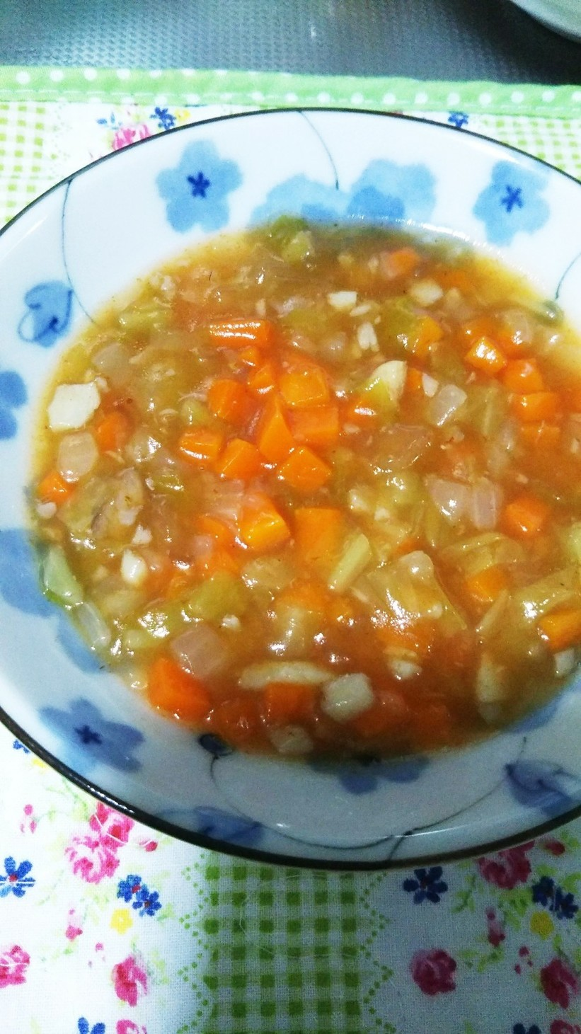 離乳食 後期☆タラのトマトソース煮