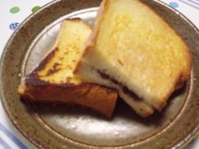 あ~んinフレンチトースト☆