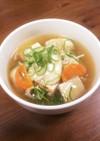 焼き豆腐と里芋の煮物
