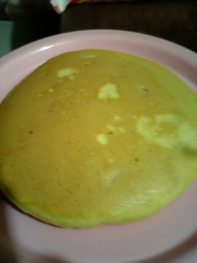 おいしい☆ソーセージのホットケーキ