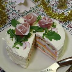 インスタ映えケーキイッチ