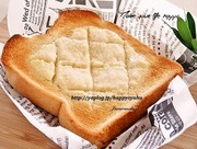 HMでメロンパン☆トーストの写真