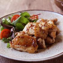 鶏肉の粒マスタードハニーグリル