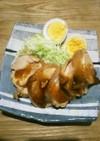 レンチンde鶏胸チャーシュー