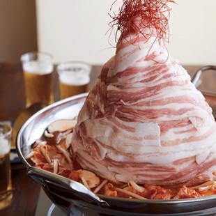 マウンテン「肉鍋」