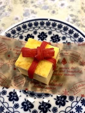 お弁当に♡たまご焼きのプレゼント