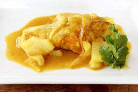 簡単&絶品魚料理!タラと大根のカレー煮