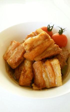 味付け1本!すき焼のたれde簡単☆煮豚♪