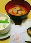 簡単♪レンジで茶碗蒸し(白だし・麺つゆ)