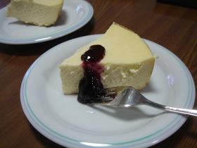 炊飯器で☆簡単濃厚チーズケーキ