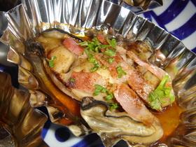 ☆キルパトリック☆牡蠣のオーブン焼き