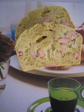おさかなソーセージと玉ねぎのパン