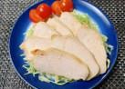 鶏むね肉みそマヨ蒸し✤レンジだけ´ω`*