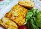 朝食やお弁当に~☆プチッ♪コーンの卵焼き