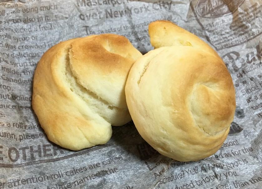 超簡単!!ホットケーキミックスでパン♪