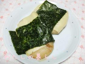 とろ~り♥チーズ焼きもち・*.♪。・゚・