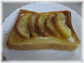 美味しい!軽食♪トースト
