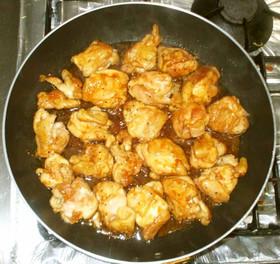 鶏もも肉の照り焼き♪簡単