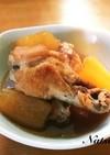 鶏肉と大根のやまと煮