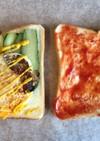 ターンオーバー・サンドイッチ