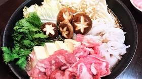 リーズナブル★簡単★美味【豚すき焼き】