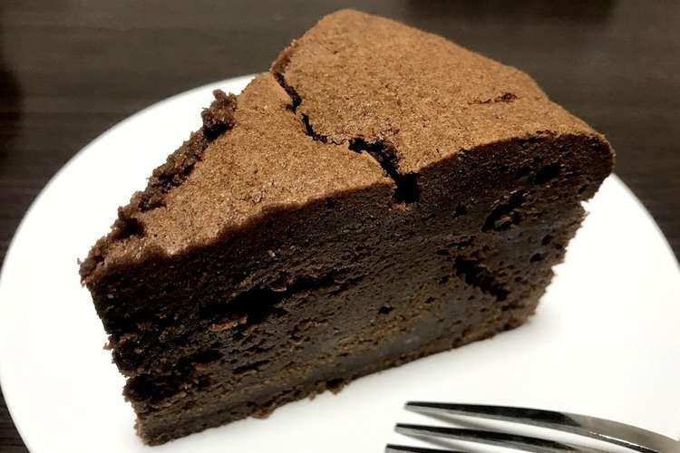 ショコラ 焼き 加減 ガトー