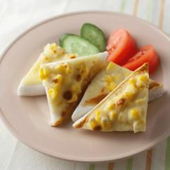 ふわふわチーズのせ焼きはんぺん