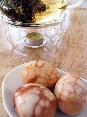 中華風煮卵(茶蛋)