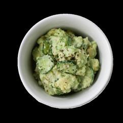 アボカド入り!緑のポテトサラダ