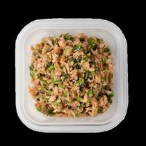 鮭と大根菜のフレーク
