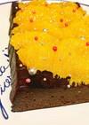 豆腐とココアで低カロ*絶品生チョコケーキ