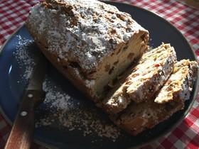 ドイツ菓子パン*シュトーレン