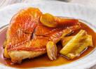 フライパンひとつで10分☆赤魚の煮つけ