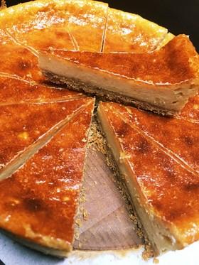 簡単 スライスチーズケーキ