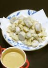 里芋と蓮根の唐揚げ☆特製ごまマヨソースで